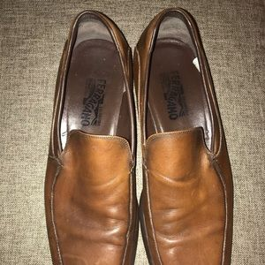 Vintage Salvatore Ferragamo Loafers